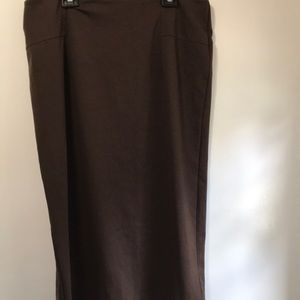 Cato stretch skirt
